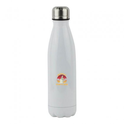 Seagulls Stop It Now Stainless Steel Water Bottle Designed By Meganphoebe