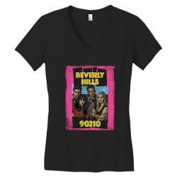 beverly hills 90210 90's Women's V-Neck T-Shirt | Artistshot