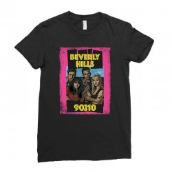 beverly hills 90210 90's Ladies Fitted T-Shirt | Artistshot
