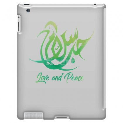 Amour Et Paix Ipad 3 And 4 Case Designed By Nowlam