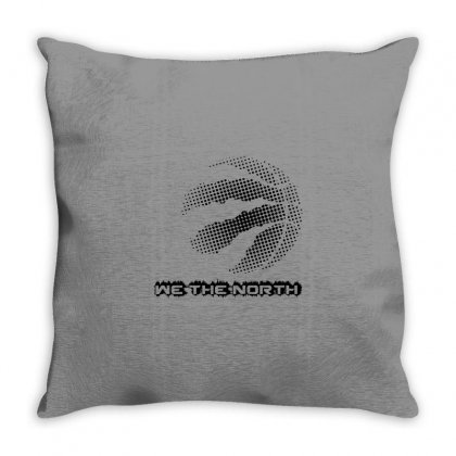 We The North Throw Pillow Designed By Irawan