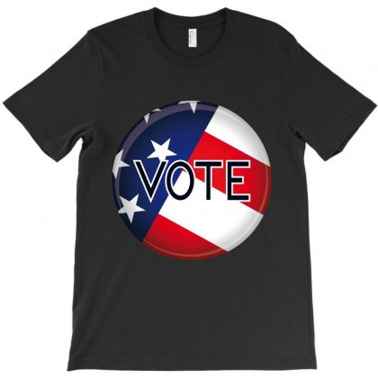 Vote T-shirt Designed By Tiococacola