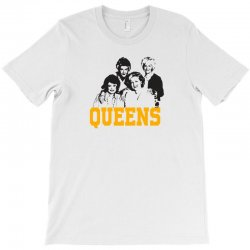 queens T-Shirt | Artistshot