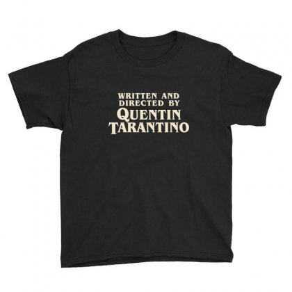 Tarantino Youth Tee Designed By Disgus_thing