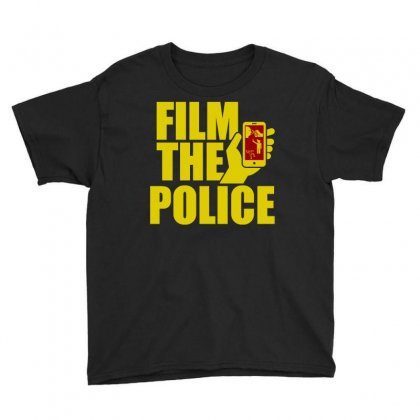 Film The Police Youth Tee Designed By Curspact