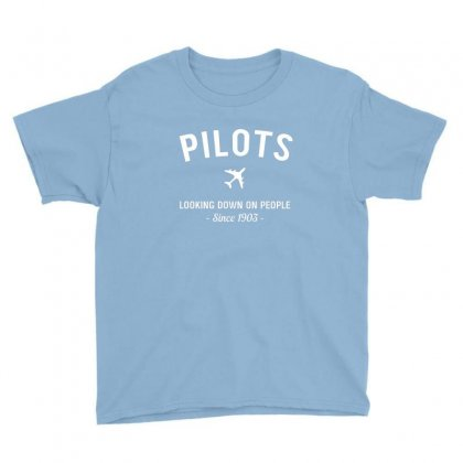 Pilots Youth Tee Designed By Disgus_thing