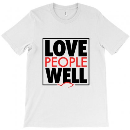 Sweet Fish Love People Well   For Light T-shirt Designed By Alan