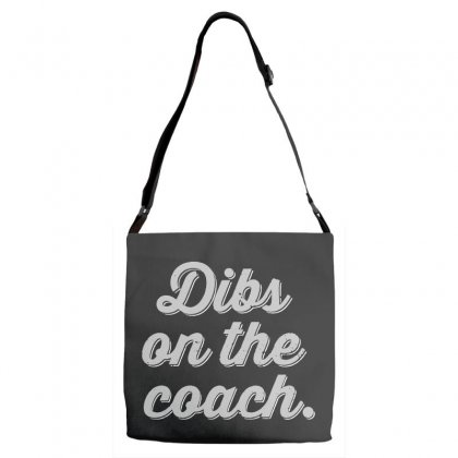 Dibs On The Coach Adjustable Strap Totes Designed By Pinkanzee