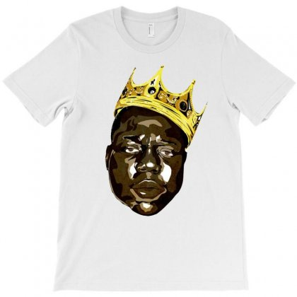 The Notorious Big T-shirt Designed By Blqs Apparel