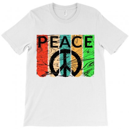 Peace T-shirt Designed By Ashrafjaradat