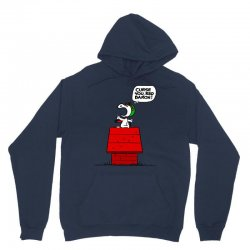 Snoopy: Curse You Red Baron! Unisex Hoodie | Artistshot