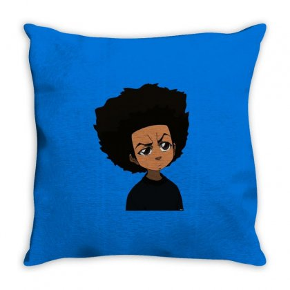 Cool Boy Cartoons Throw Pillow Designed By Disgus_thing