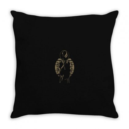 Mafia Skull Throw Pillow Designed By Disgus_thing