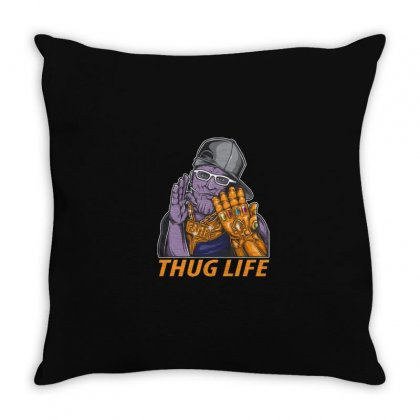 Cool Guy Throw Pillow Designed By Disgus_thing