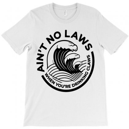 Trevor Wallace White Claw Shirt T-shirt Designed By Fibonaci