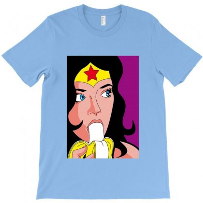Wonder Banana T-shirt Designed By Sarahzoepicture