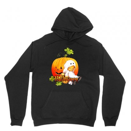 Halloween Baby Party Unisex Hoodie Designed By Ande Ande Lumut