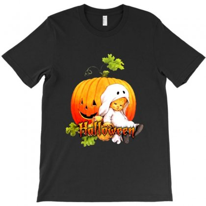 Halloween Baby Party T-shirt Designed By Ande Ande Lumut