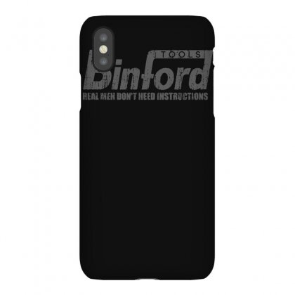 Binford Tools Iphonex Case Designed By Funtee