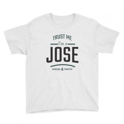 Jose Youth Tee Designed By Chris Ceconello