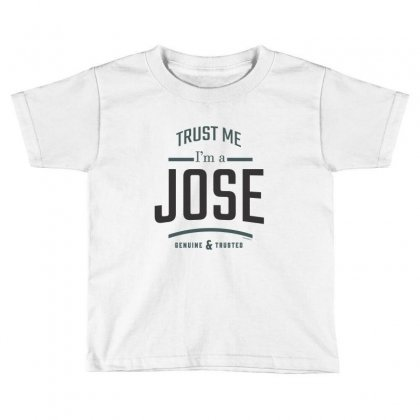 Jose Toddler T-shirt Designed By Chris Ceconello