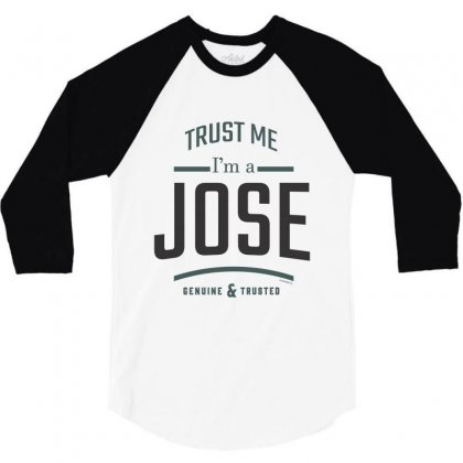 Jose 3/4 Sleeve Shirt Designed By Chris Ceconello
