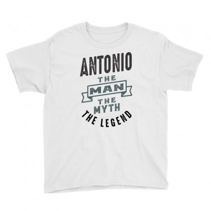 Antonio Youth Tee Designed By Chris Ceconello