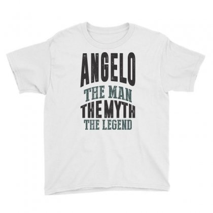 Angelo Youth Tee Designed By Chris Ceconello