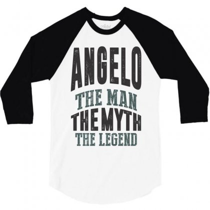 Angelo 3/4 Sleeve Shirt Designed By Chris Ceconello