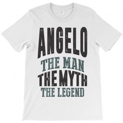 Angelo T-shirt Designed By Chris Ceconello