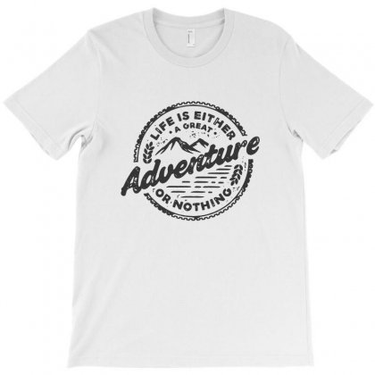 Adventure T-shirt Designed By Sarahzoepicture