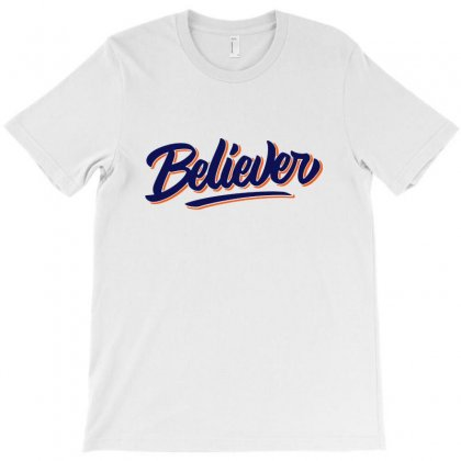 Believer T-shirt Designed By Sarahzoepicture