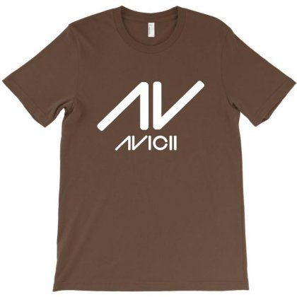Avicii Dj Music T-shirt Designed By Devanojohnsantos