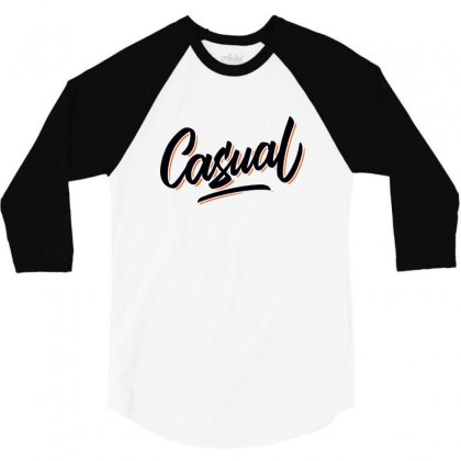 Casual 3/4 Sleeve Shirt Designed By Hot Pictures