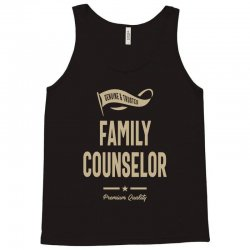 Family Counselor Tank Top | Artistshot