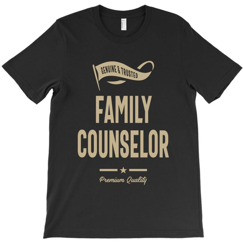 Family Counselor T-shirt | Artistshot