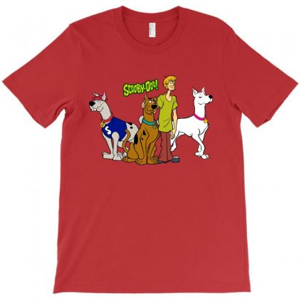 Scooby Doo Family T-shirt Designed By Pop Cultured