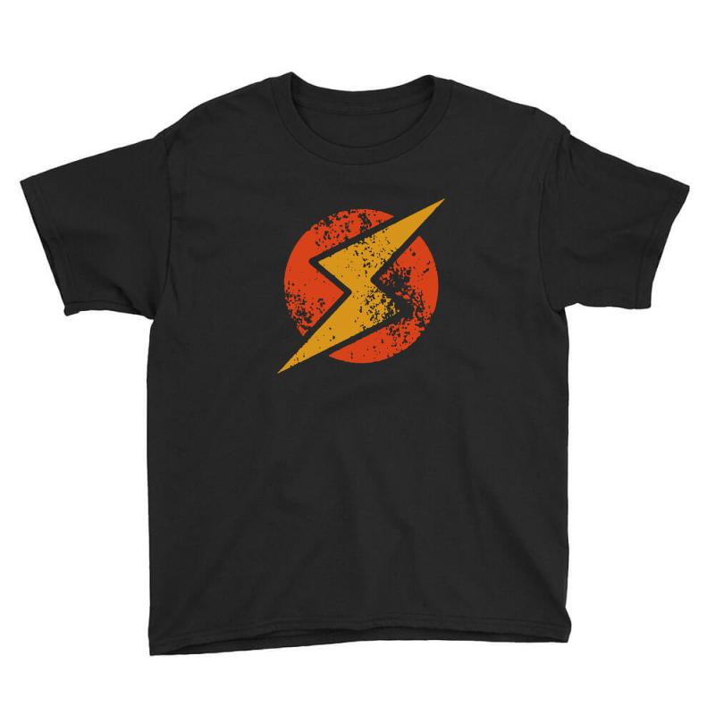 Lightning Bolt Youth Tee | Artistshot