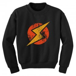 lightning bolt Youth Sweatshirt | Artistshot