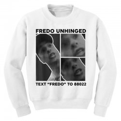 fredo unhinged Youth Sweatshirt | Artistshot