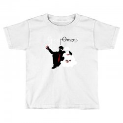 ineffable good omens Toddler T-shirt | Artistshot