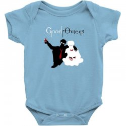 ineffable good omens Baby Bodysuit | Artistshot