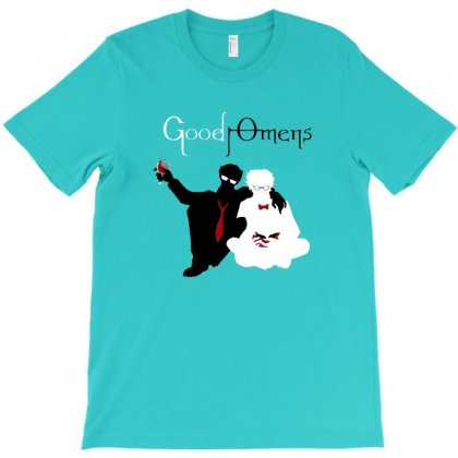 Ineffable Good Omens T-shirt Designed By Michelziud