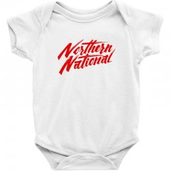 the national band Baby Bodysuit | Artistshot