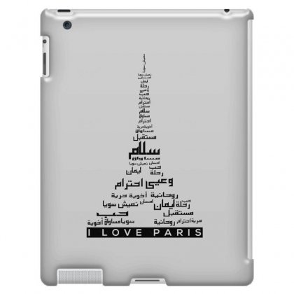 Tour Eiffel 3 Ipad 3 And 4 Case Designed By Nowlam