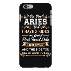 as an aries girl i have three sides iPhone 6 Plus/6s Plus Case | Artistshot