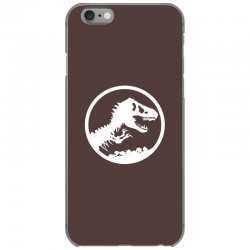 jurassic park iPhone 6/6s Case | Artistshot