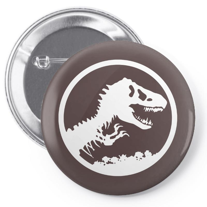 Jurassic Park Pin-back Button | Artistshot