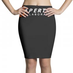aperture laboratories Pencil Skirts | Artistshot