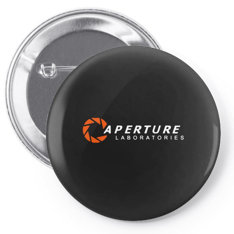 Aperture Laboratories Pin-back Button | Artistshot